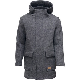 Ivanhoe of Sweden GY Holmared Duffel Coat Men grey